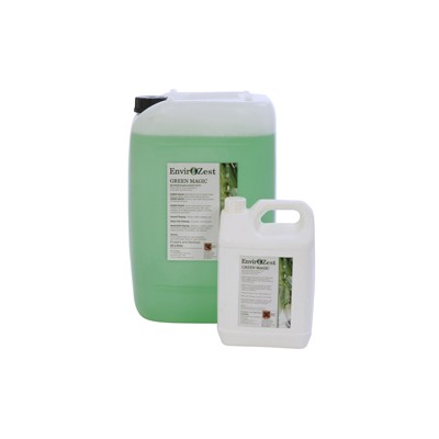 GREENMAGIC - Biodegradable Heavy Duty Multi Purpose Cleaner - 5Ltr