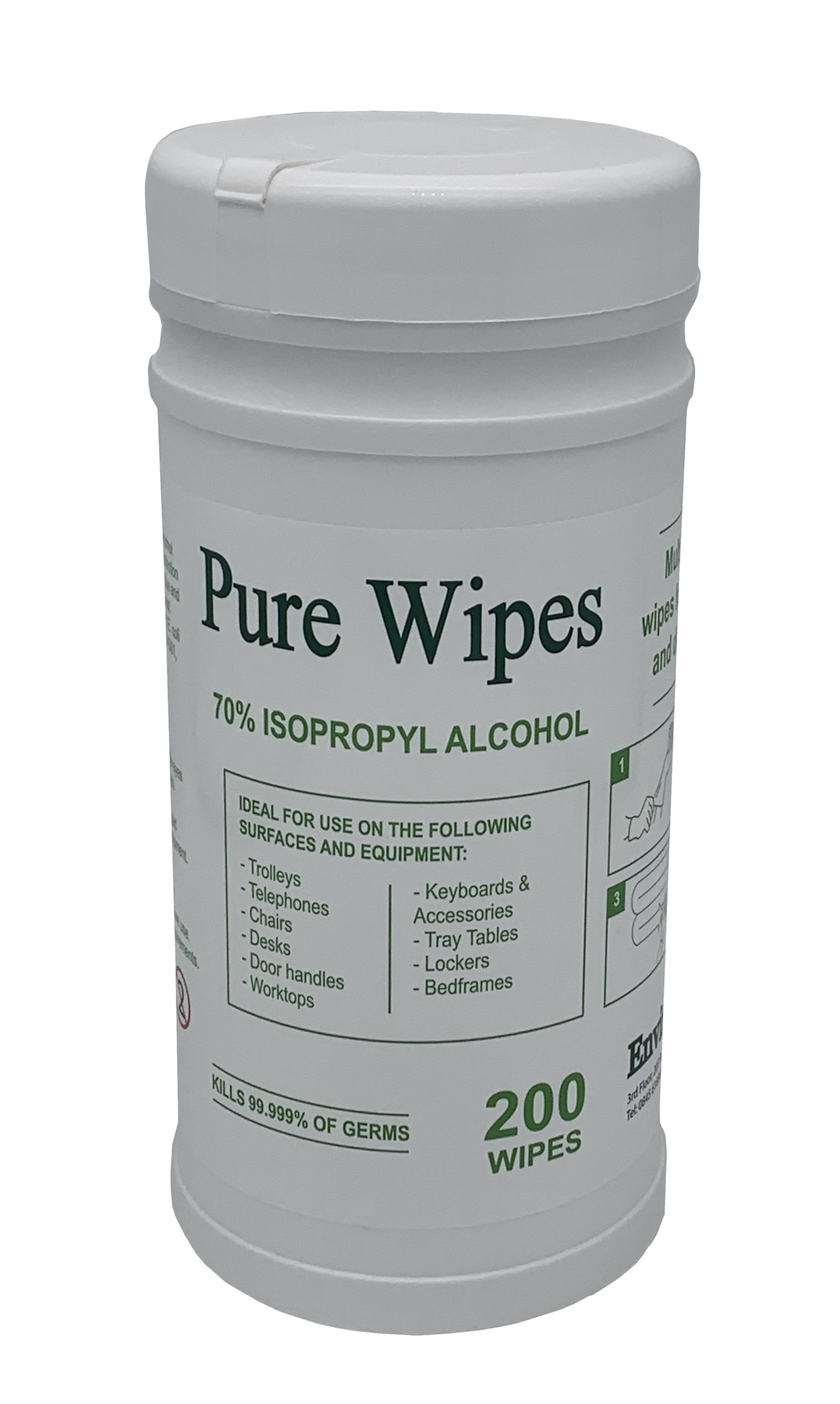 Alcohol Wipes, Disinfectant Wipes, Sanitisng Wipes, 70% Alcohol Wipes, IPA Wipes, Sanitizing Wipes, Sani Wipes