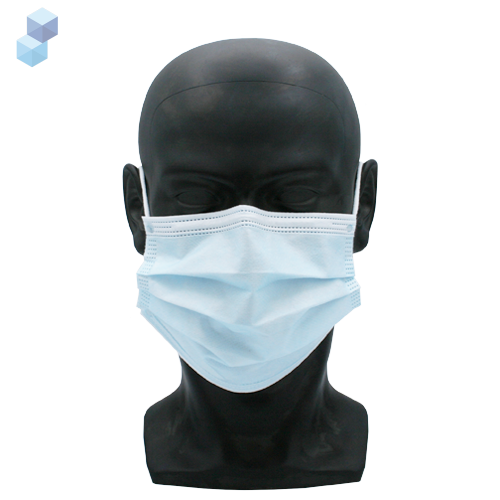 Type IIR Fluid Repellent 3-ply Surgical Face Masks Certified