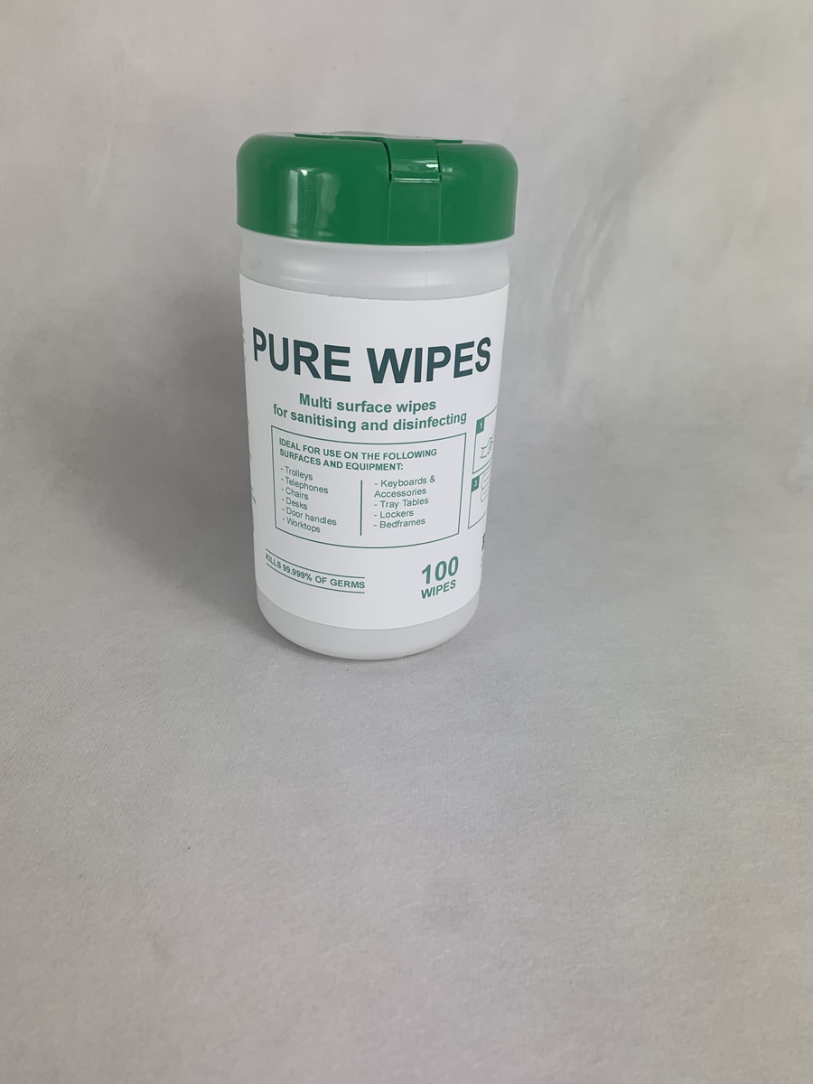 Alcohol Wipes, Disinfectant Wipes, Sanitisng Wipes, 70% Alcohol Wipes